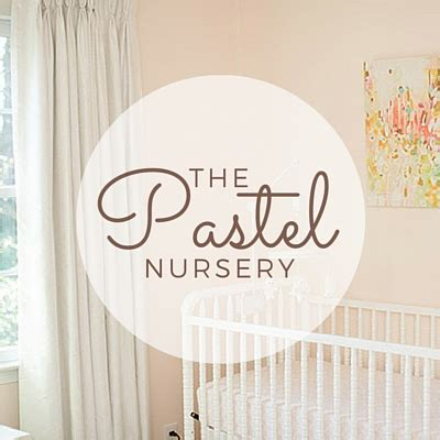 Pastel Nursery Decor Pastel Colours Nursery Decor Inspiration Oak Furniture Land