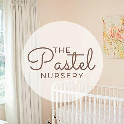 pastel nursery decor pastel colours nursery decor inspiration oak furniture