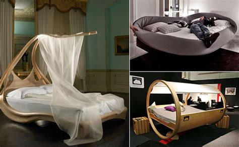14 Unique and Exotic Bed Designs for Unusual Sleep Experience ? Design Swan