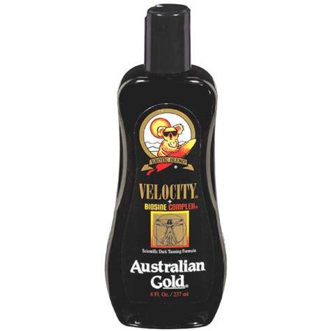tanning bed lotion walmart australian gold velocity biosine complex dark tanning