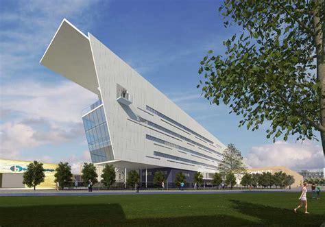 concept design university bournville college birmingham longbridge building e
