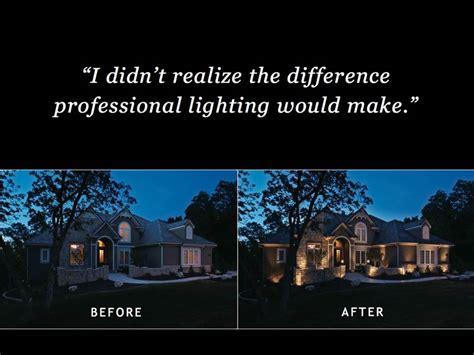 landscape lighting pittsburgh pittsburgh free nighttime outdoor lighting demonstration