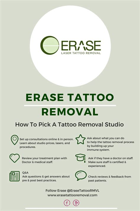 tattoo removal investment erase removal how to a removal studio
