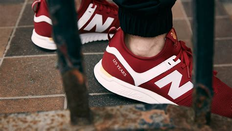 Jual New Balance 247 Lfc new balance 247 liverpool trainer released footy headlines