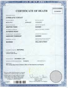 Broward County Vital Records Certificate New Jersey Counties Birth Certificate Record Vital