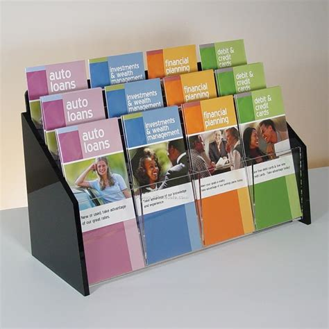 Brochure Racks Countertop by Brochure Kiosk Pics Brochure Holder Countertop