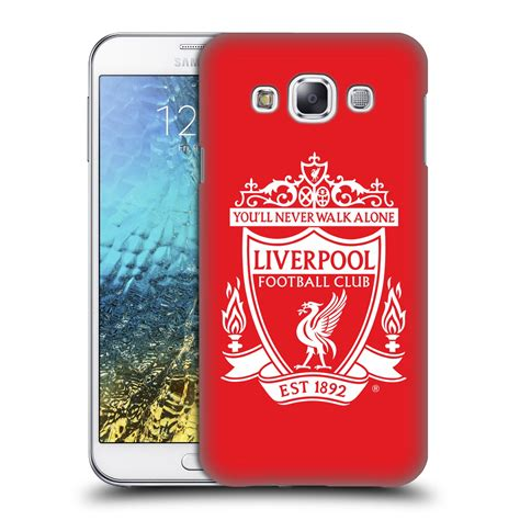 Samsung J5 2016 Liverpool Crest Lfc Ynwa Cover Hardcase Casing Official Liverpool Fc Lfc Crest 1 Back For
