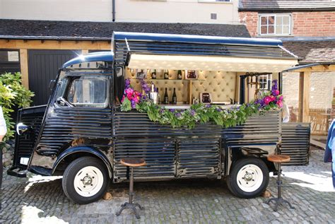 mobile drinks bar bar de cru is a mobile cocktail bar that rolls in a