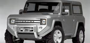 how will chevy match a new ford bronco gm authority