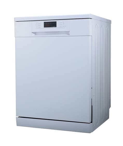 free standing dishwasher cabinet pkm dw12a 7 dishwasher 60cm white free standing