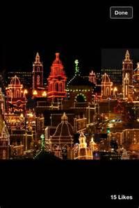 lights kansas city mo kansas city plaza lights at winter