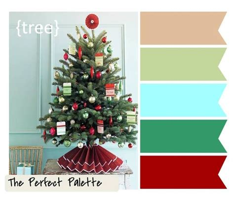christmas color schemes 130 best images about perfect palettes on pinterest
