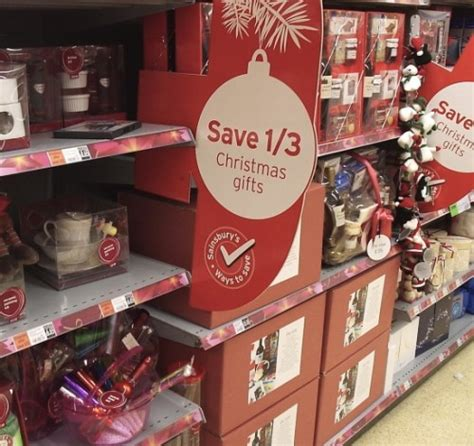 sainsburys chief predicts  brand christmas