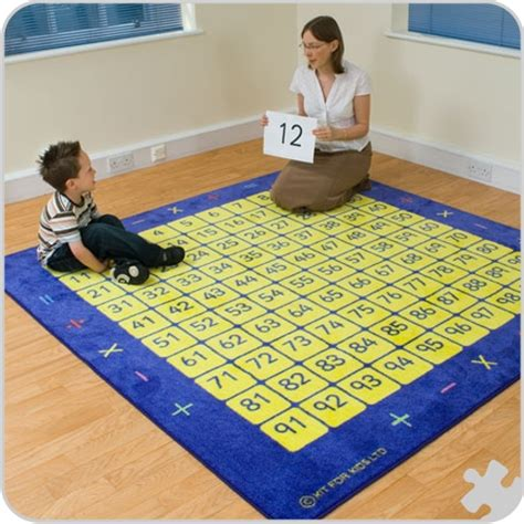 100 counting mat 100 square counting grid mat mat001 163 151 99 schools