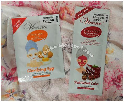 Masker Vienna Di Guardian review vienna velvet cake dan clarifying egg peel