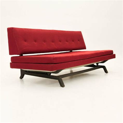 1960s sofa bed italian three seat sofa bed 1960s for sale at 1stdibs
