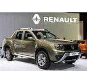 Renault Introduces Mid Size Pickup For Latin America  News