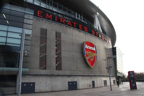 Arsenal Home Ground | file emirates stadium arsenal s home ground jpg