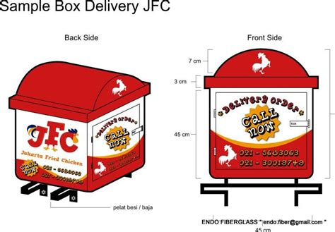 Box Motor Delivery box motor delivery jfc jual box motor delivery