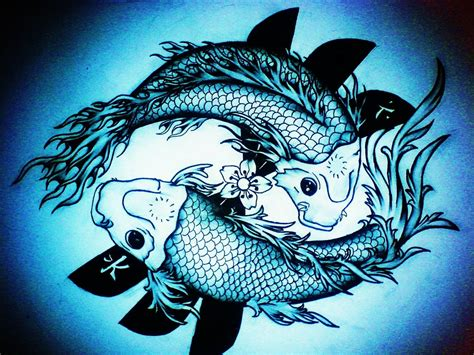 koi tattoo hd koi wallpapers wallpaper cave