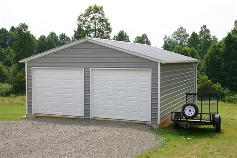 Carport Garage Kits Garages Metal Steel Carports Car Ports
