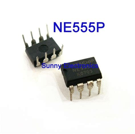 how to make integrated circuit chip 25pcs ne555p timer integrated circuit dip 8 555 timer ic chip in integrated circuits from