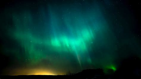 northern lights stock footage northern lights lapse stock footage videoblocks
