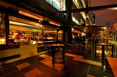 Ludlow Bar Dining Room Best Restaurants Melbourne Italian Seafood