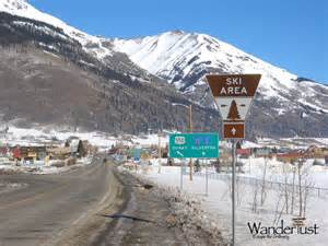 quaint towns in the united states follow the road straight ahead into silverton colorado a quaint historic silver mining town