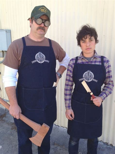 nick offerman everything s fine nick offerman gives handcrafters a home and you can help