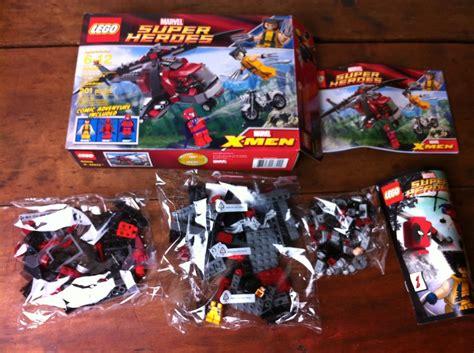 Lego Deadpool Marvel Comics Kw capsule corp