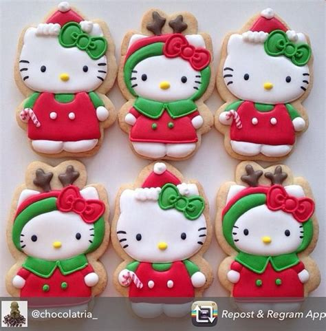 6 Pin On On 223 B10 N2285 biscoito natal https thecookieshop hello bolachas