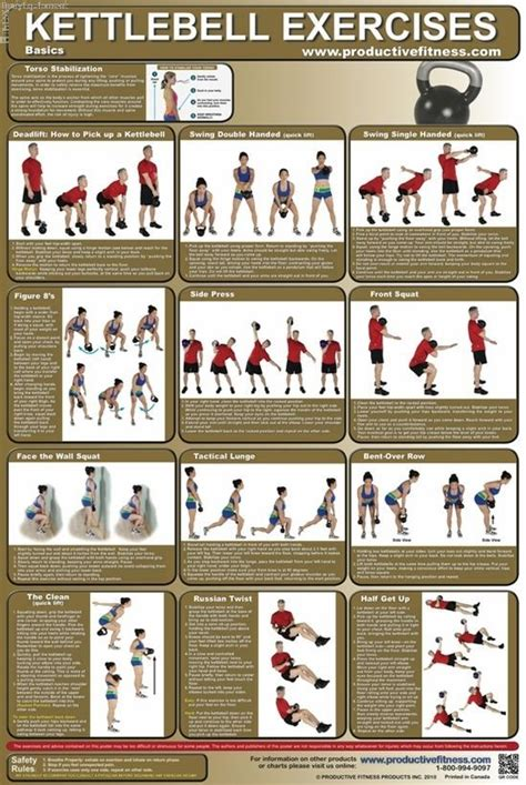 17 best images about kettlebell workouts on