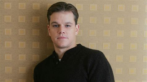 matt damon matt damon matt damon matt damon s 1960s doppelg 228 nger will make you believe in