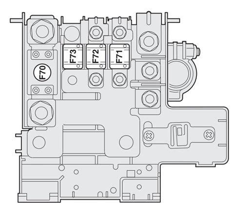 fiat pop fuse box layout wiring diagram