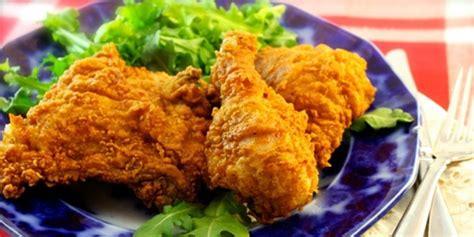 resep praktis ayam goreng tepung beras gurih  renyah