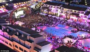 Tequila at your fingertips cashless clubbing arrives in ibiza but is