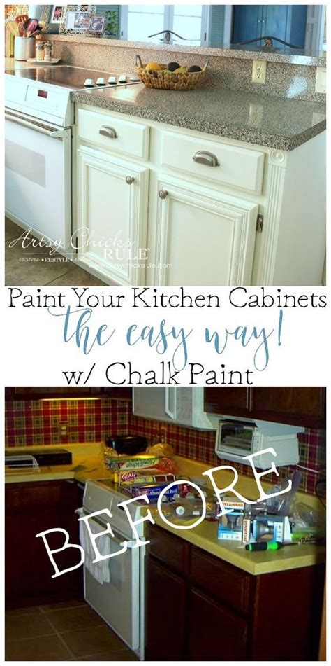 best 25 chalk paint kitchen ideas on chalk