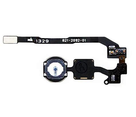 Flexibel Home Button Home Iphone 5s repuesto cable flex bot 243 n home iphone 5s se discoazul