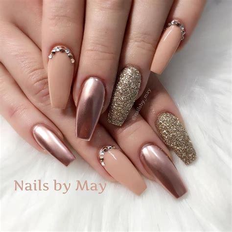 imagenes de uñas decoradas instagram m 225 s de 25 ideas incre 237 bles sobre u 241 as nude en pinterest