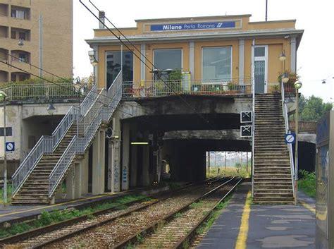 porta romana milan stazione porta romana