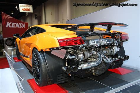modified cars ugr tuned lamborghini superlegerra sports modified cars