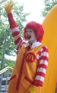 Ronald Mcdonald Hello let s meet ronald mcdonald japan style
