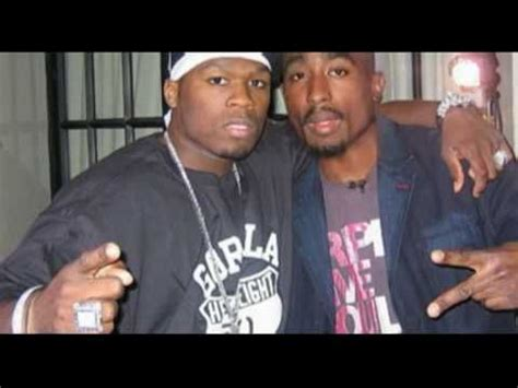 50 cent tupac 2pac alive original picture 2pac with 50 cent new remix