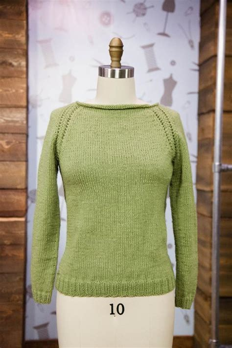 knitting styles 5 sleeve and shoulder styles for your next knitted sweater