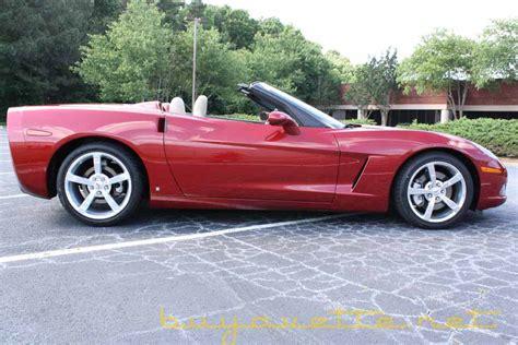 2008 corvette convertible 2008 corvette convertible for sale