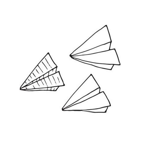 doodlebug plane paper plane doodle habitatt supply co