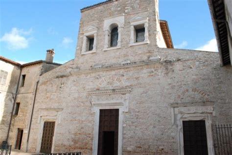 monastero di san salvatore un cosa vedere a spoleto 50 luoghi di interesse e posti da