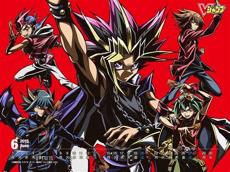 yugioh wallpaper 4k yu gi oh arc v wallpaper zerochan anime image board