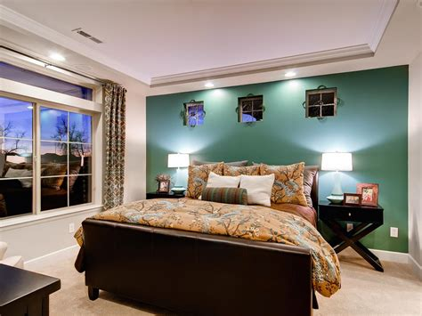 teal accents bedroom photos hgtv